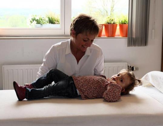ostéopathe bébé Aubel