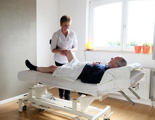Ostéopathe douce senior Verviers
